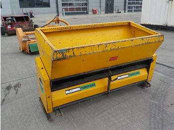 McConnel Hydraulic Sand Speader to suit 3 Point Linkage - hiekoitin
