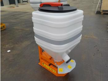Unused Salt Spreader to suit ATV - hiekoitin