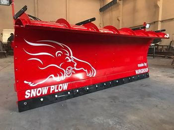 New NG SNOW PLOW - SNOW BLADE - puskulevy