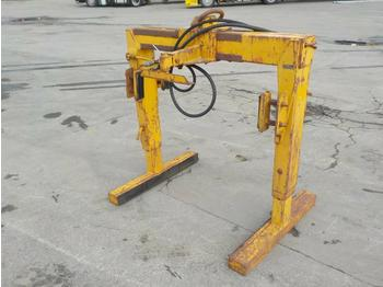 Hydraulic Stone Lifter, max. 2000kg - rullapihdit