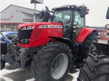 Maataloustraktori Massey Ferguson mf 7726 s exclusive