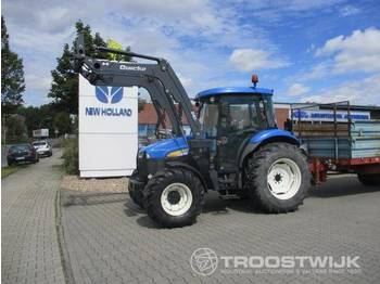 Maataloustraktori New Holland TD 5010