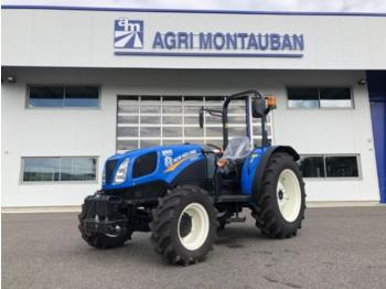 Maataloustraktori New Holland td 3.50