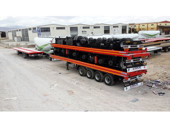 Lavapuoliperävaunu LIDER 2020 MODEL NEW LIDER TRAILER DIRECTLY FROM MANUFACTURER FACTORY