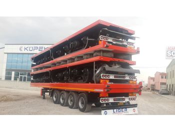 Lavapuoliperävaunu LIDER 2020 YEAR NEW TRAILER FOR SALE (MANUFACTURER COMPANY): kuva lavapuoliperävaunu LIDER 2020 YEAR NEW TRAILER FOR SALE (MANUFACTURER COMPANY)