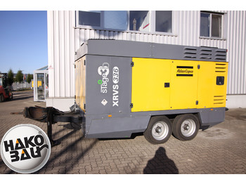 ATLAS COPCO XRVS 336 CD - ilmakompressori