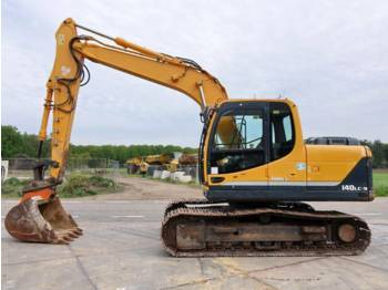 Telakaivukone Hyundai Robex 140LC-9 (GOOD CONDITION)