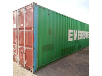 40' Container c/w Various types of pipe fittings to suit building-plumbing works - vaihtokori/ kontti