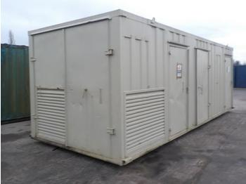 25ft Container Welfare Unit - kontti talo