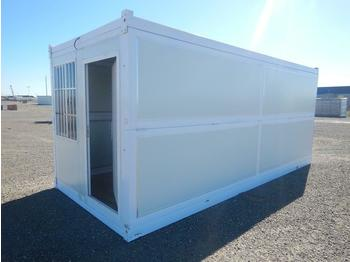 Unused 20ft Prefabricated Folding Container - kontti talo