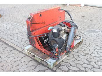 Moottori Goldhofer Motor 3