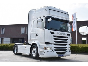 Vetopöytäauto Scania R450 TL 4x2 - RETARDER - SCR ONLY - ALCOA'S - XENON - TOP CONDITION -